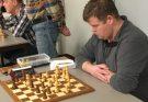 Jan Willem pakt het winnende punt